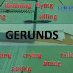 pengertian gerunds