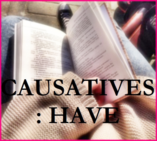 kata kerja causatives have