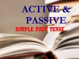 past perfect continuous tense aktif dan pasif